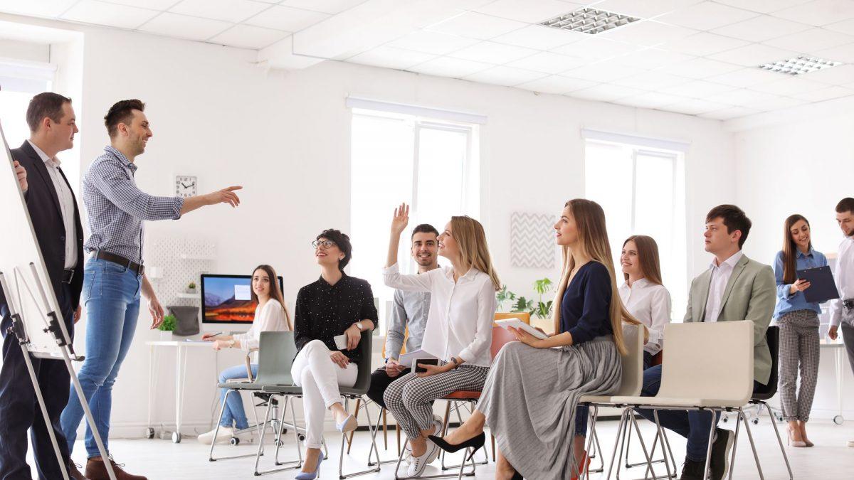 Por que o treinamento nas empresas é tão fundamental?