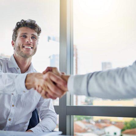 acelerar o processo de contratação